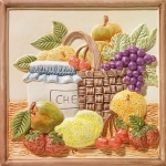 Citrus Placa Brillo